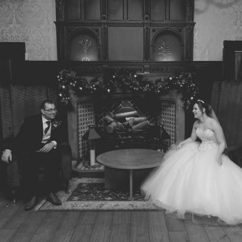 Wakefield wedding Photographer at Waterton Park