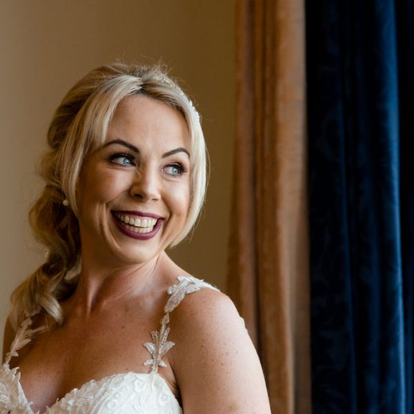 Bride at Oulton Hall