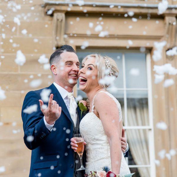 Wedding at Oulton Hall