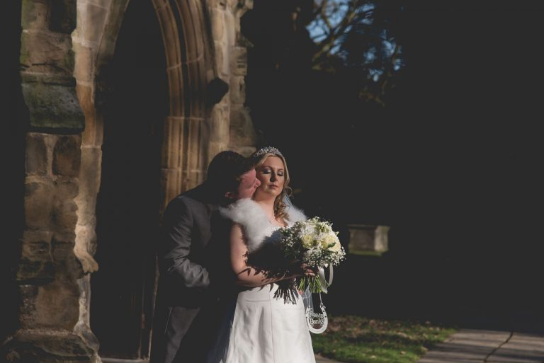 Wakefield Church wedding