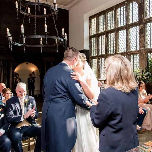 First Kiss at Oakwell Hall