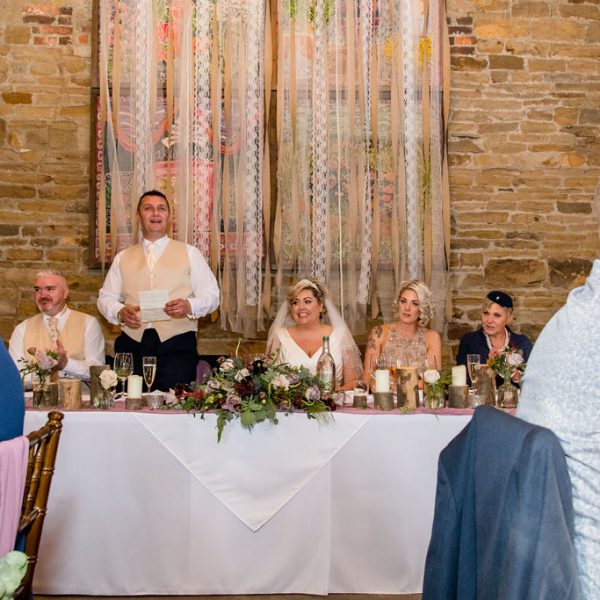 Speeches at Oakwell Hall