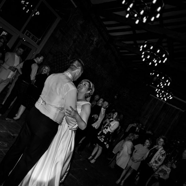 First dance at Oakwell Hall