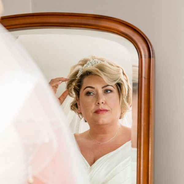 Oakwell Hall Bride