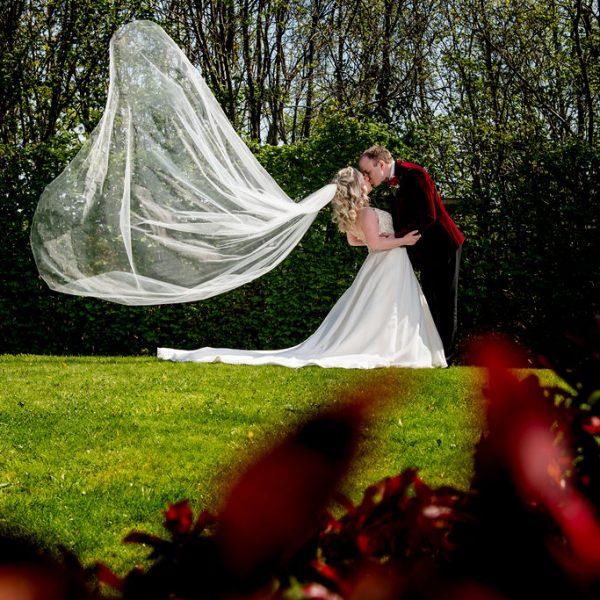 Thorpe Park Hotel Leeds wedding