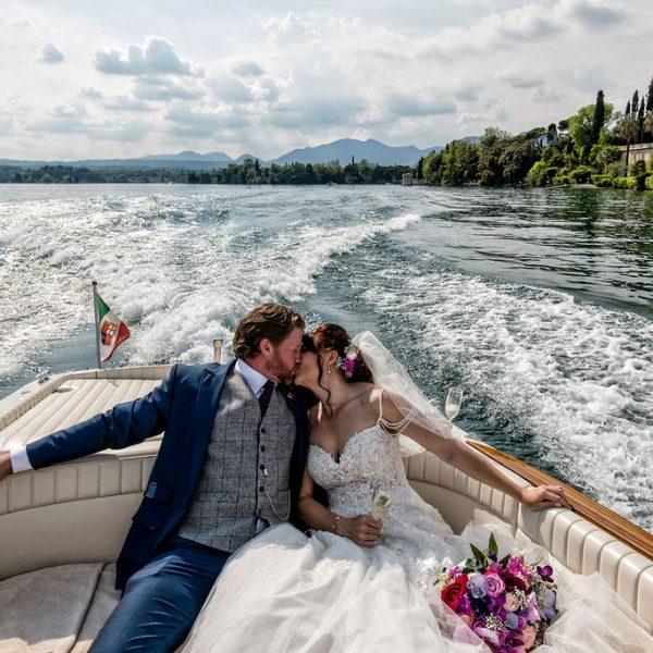 English Lake Garda Wedding Photographer