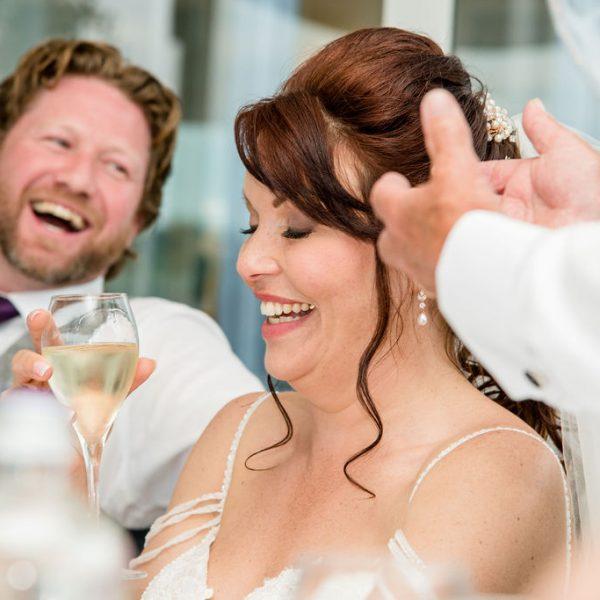 Speeches at Lake Garda Wedding