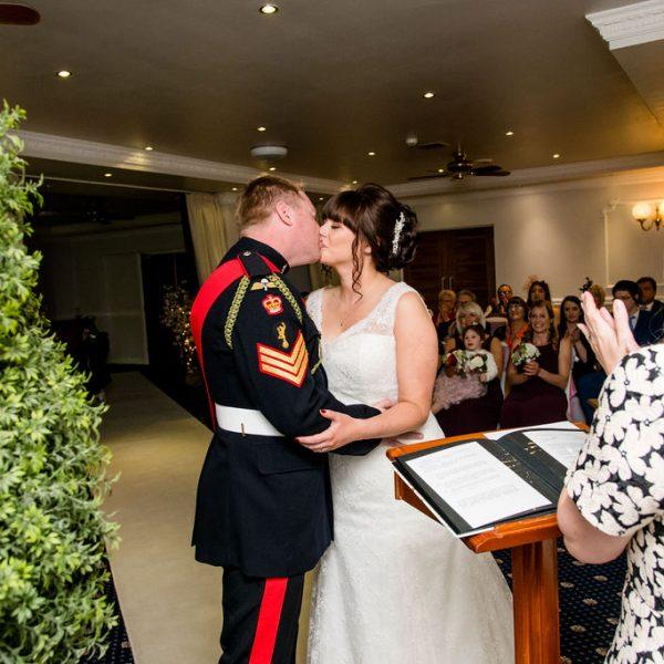 Wedding at Waterton Park Wakefield