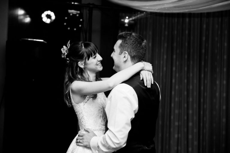First Dance at Thorpe Park Hotel