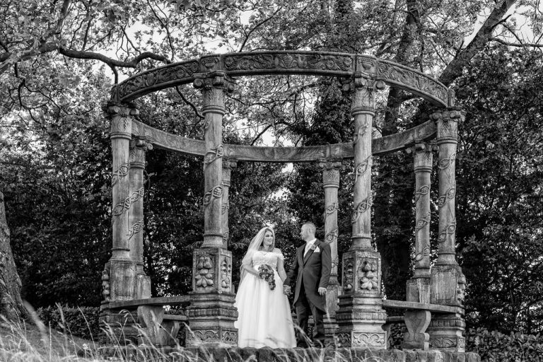 Rogerthorpe Manor Wedding photo