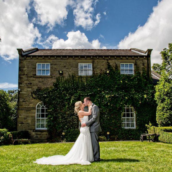 Healds Hall wedding