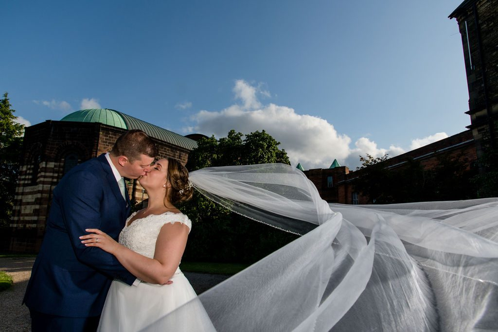 Wedding at Mirfield Monastery