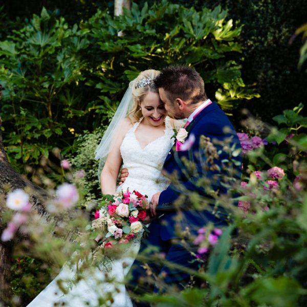 Dimple Well Lodge Wakefield wedding