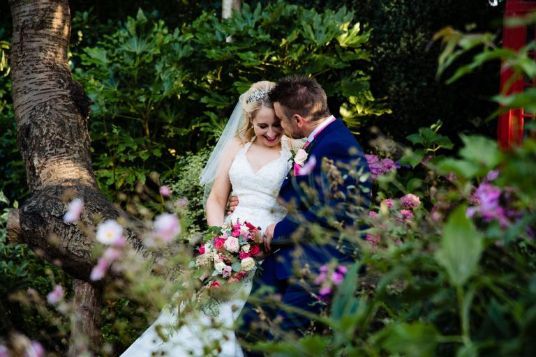 Dimple Well Lodge Wakefield wedding