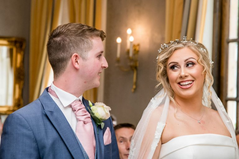 Wedding at Oulton Hall Wakefield