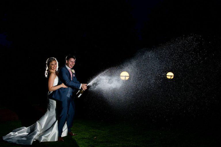 Bride and Groom Oulton Hall Wakefield Wedding