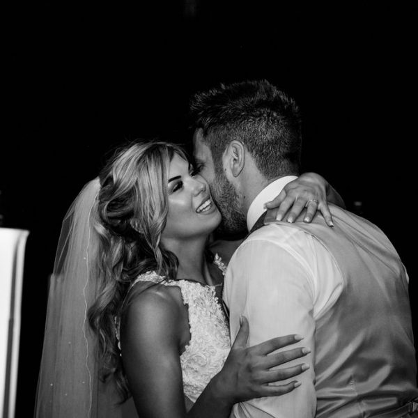 First Dance at Priory Cottages