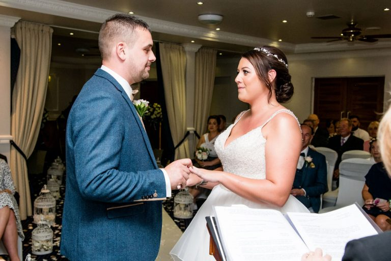 Waterton Park Hotel Ceremony