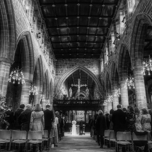 Wakefield Cathedral Wedding