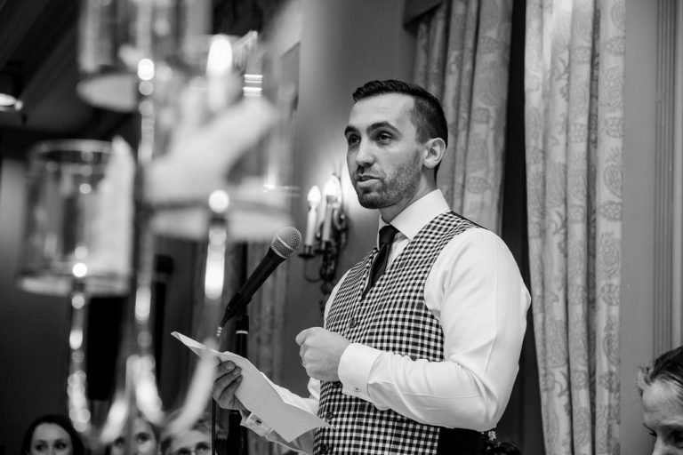 Speeches at Oulton Hall