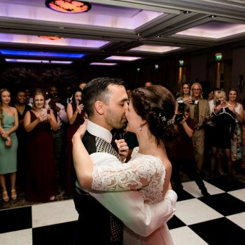 First Dance at Oulton Hall