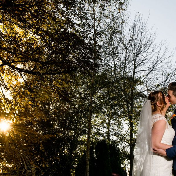 Wedding at Dimple Well Lodge