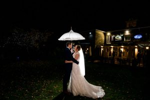 Wakefield Wedding photograph at Dimple Well Lodge