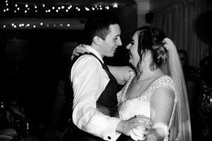 First Dance at Dimple Well Lodge