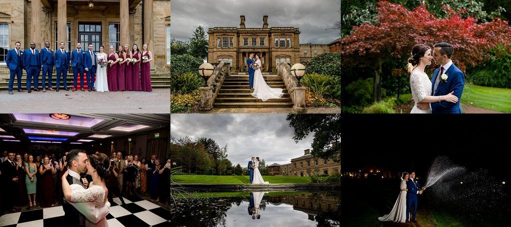 Weddings at Oulton Hall near Wakefield