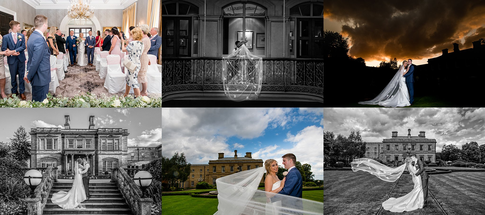 Weddings at Oulton Hall