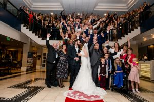 Wedding Crowne Plaza Leeds Wedding