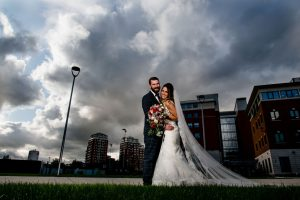 Wedding at Crowne Plaza Leeds