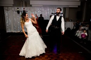 First Dance at Crowne Plaza Leeds