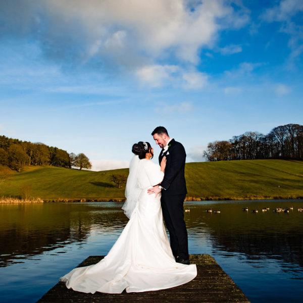Wedding at the Coniston near Skipton