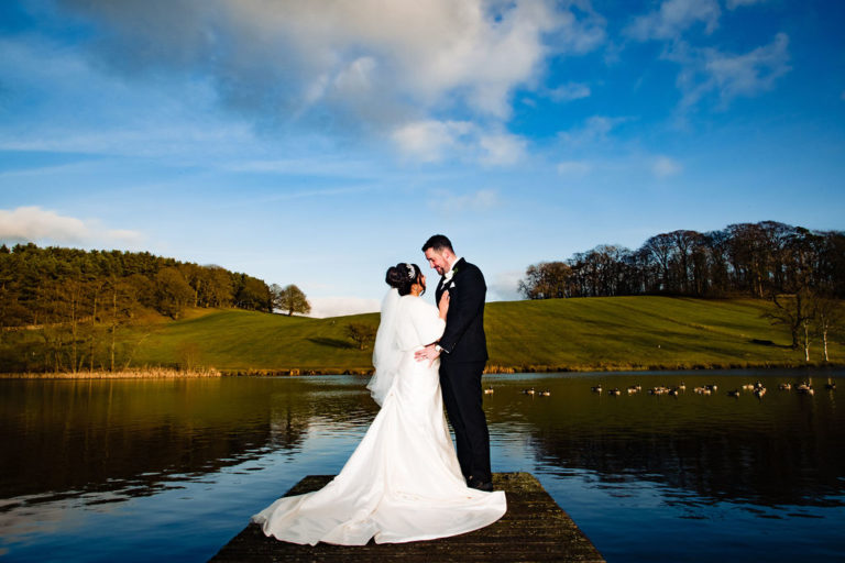 Wedding at the Coniston near Skipton