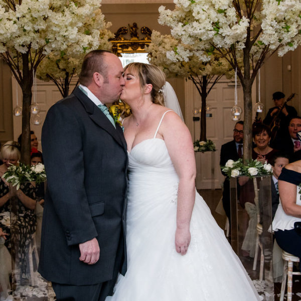 First Kiss at Bawtry Hall