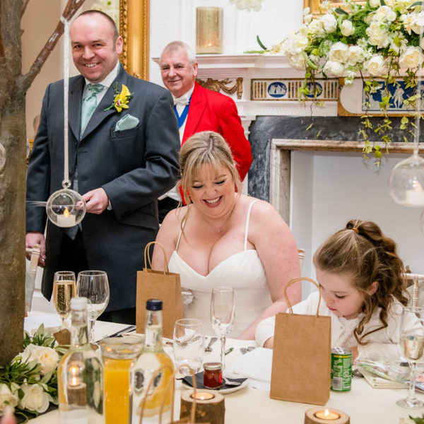Speeches at Bawtry Hall