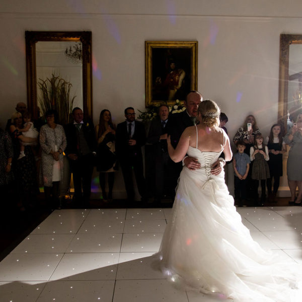 First dance at Bawtry Hall
