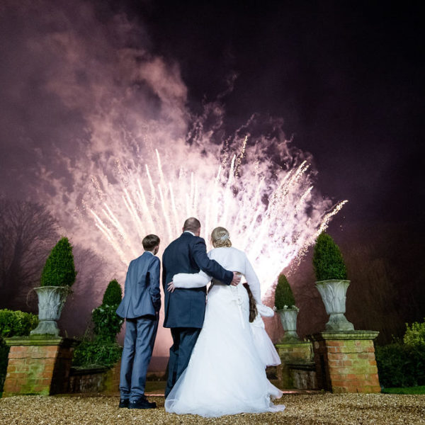 Fireworks at Bawtry Hall