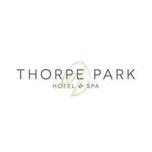 thorpe park hotel logo