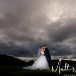 Bride and Groom at Waterton Park