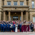 Full Wedding Part y at Oulton Hall