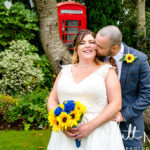 Dimple Well Lodge Wedding in Yorkshire
