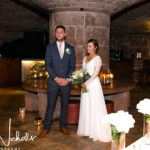 Wine Cellar wedding at Peckforton Castle