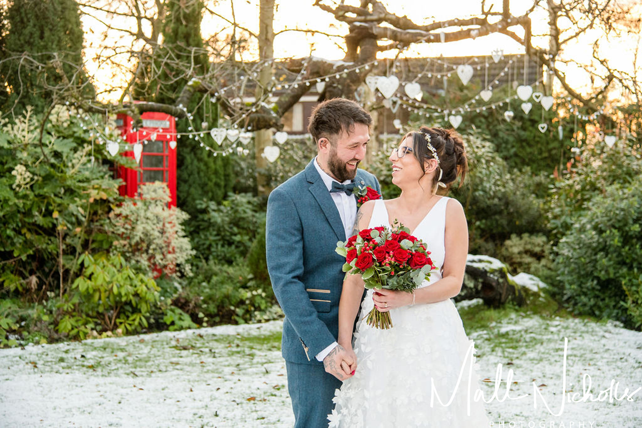 Wedding at Dimple Well Lodge Wakefield