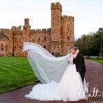 Wedding Photograph Peckforton Castle Wedding