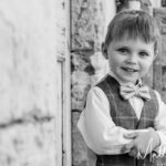 Page Boy at Priory Cottages Wedding
