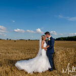 Priory Cottages Wedding photograph