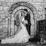 Wedding photograph at Priory Cottages Wedding