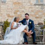 A wedding at Priory Cottages near Wetherby